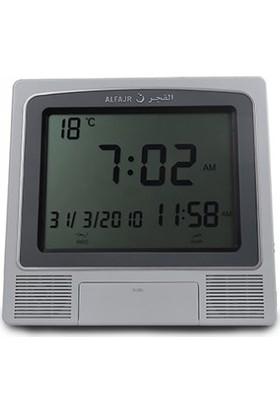 Alfajr Alarmlı Cw-05 Duvar Saati