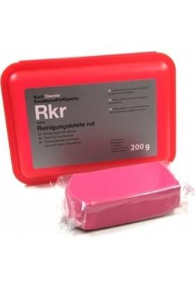 Koch Chemie RKR Kırmızı (Agresif) Yüzey Temizleme Kili 200 gr.