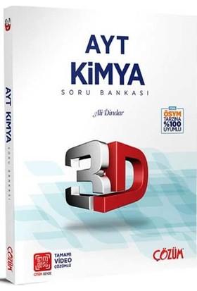 Çözüm Yayınları AYT 3D Kimya Soru Bankası