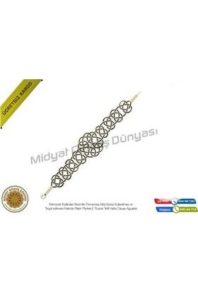 Midyat Gümüş Dünyası 1000 Ayar El Örmesi Kazaziye Gümüş Bay Bayan Bileklik (10)