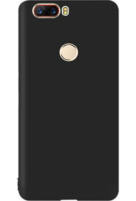 Microcase ZTE Nubia Z17 Slim Sert Köşeli Rubber Kılıf