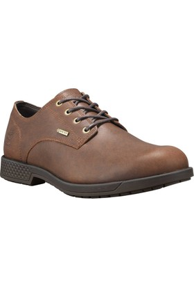 Timberland Goretex A1Snk Erkek Klasik Ayakkabı Goretex Kahverengi