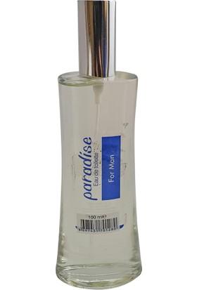 Paradise 100 ml EDT Erkek Parfüm E27 Sıo