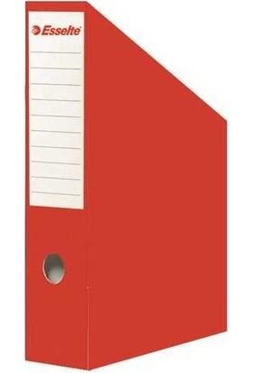 Esselte Karton Magazinlik 6Lı Kırmızı