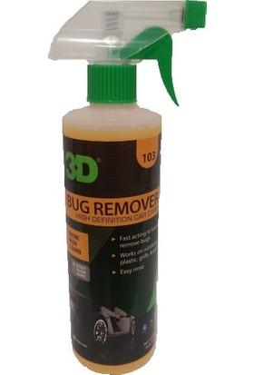 3D HD Bug Remover Böcek Temizleyici 500ml