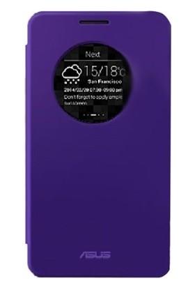 Asus Flip Cover ZenFone 5 Telefon Kılıfı Mor 90XB00RA-BSL2K0