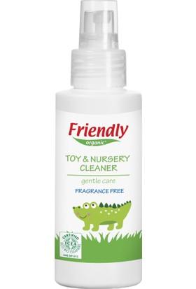 Friendly Organic Oyuncak Ve Yüzey Temizleyici - Parfümsüz 100 ml