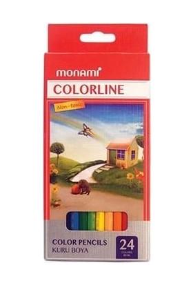 Monamı Kuru Boya 24 Renk