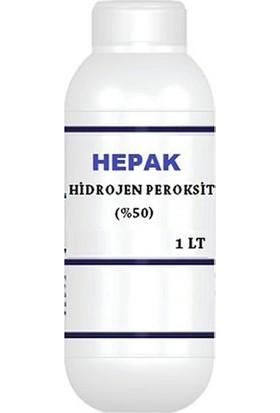 Hepak Hidrojen Peroksit %30 Perhidrol 1 Lt