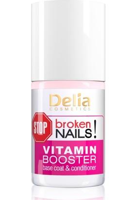 Delia Stop Broken Nails Vitamin Tırnak Güçlendirici Krem 11 ml