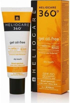 Heliocare 360º SPF 50 Fluido Gel Oil Free 50ml