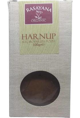 Rasayana Organik Harnup (Keçiboynuzu) Tozu 100 gr