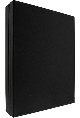 CREART 35X50 cm Siyah Tuval (Profesyonel)