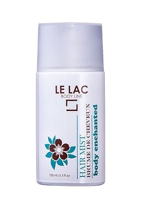 Le Lac Body Enchanted Saç Parfümü 100 ml