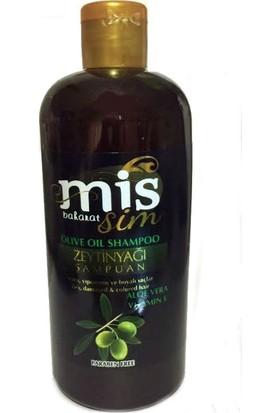 Mis Baharat Zeytin Yağı Şampuan Aloe Vera Vitamin E Paraben İçermez 400 ml