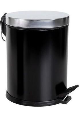 Çözüm Siyah Çöp Kovası 3 lt