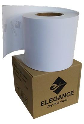 Elegance 12,7Cm X 65M Glossy (Parlak) 240Gr Dry Roll Paper (1 Rulo)