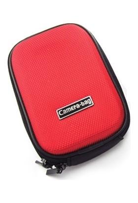 Camera Bag Fotoğraf Makinası Çantası Kırmızı
