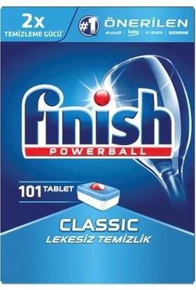 Finish Classic 101 Tablet Bulaşık Makinesi Deterjanı