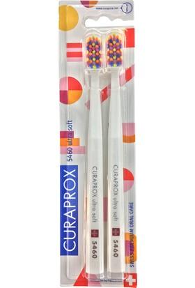 Curaprox Diş Fırçası 2'li Cs 5460 Pop Art Edition