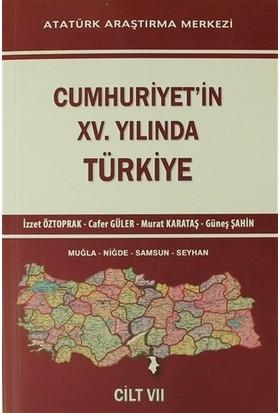Cumhuriyet'in 15. Yılında Türkiye - Murat Karataş