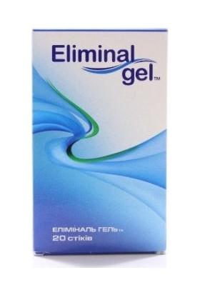 Eliminal Gel C Vitamini Ve Laktuloz İçeren Takviye Edici Gıda 20 Şaset