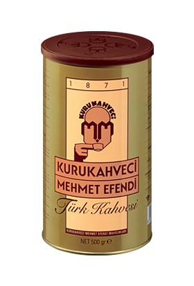 Mehmet Efendi Kahve Kutu 500gr