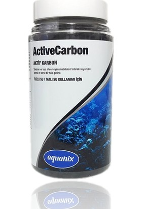 Aquanix Activecarbon 500 Ml Aktif Karbon