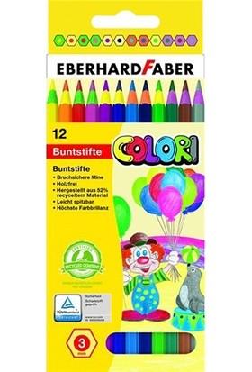 Eberhard-Faber 12li EFA kuruboya kalemi, 3mm mine