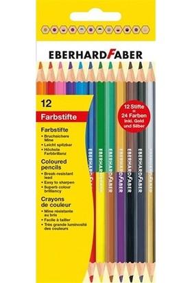 Eberhard-Faber 12li BIG Winner kuruboya kalemi, 6mm mine
