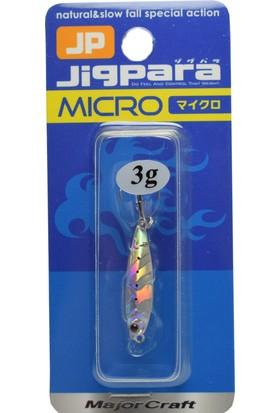 Major Craft Jigpara Mıcro 3G #17 Keımura Uv Shırasu Jig Yem
