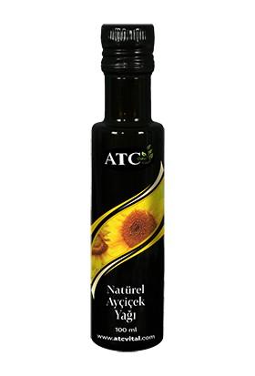 Atc Vital Natürel Ayçiçeği Yağı 100 ml