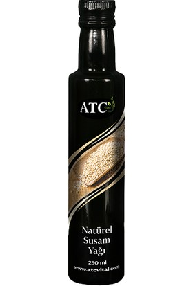 Atc Vital Susam Yağı 250 ml