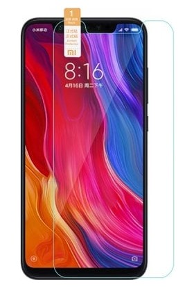 BlitzPower Xiaomi Mi 8 Nano Glass Nano Ekran Koruyucu