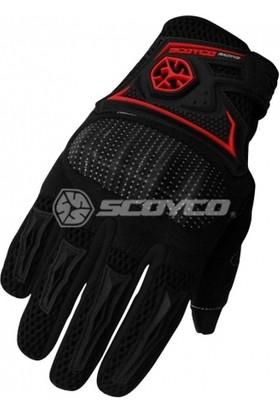 Scoyco Mc 23 Siyah Eldiven L