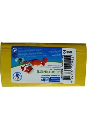 Becks Suda Yüzen Oyun Hamuru 65gr Sarı Non Toxic