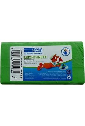 Becks Suda Yüzen Oyun Hamuru 65gr Yeşil Non Toxic