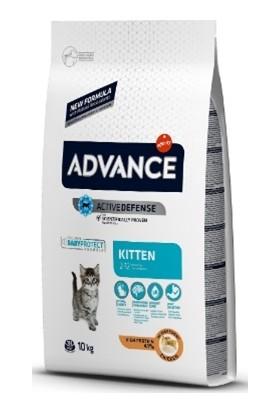 Advance Kitten Tavuklu Yavru Kedi Maması 10 Kg