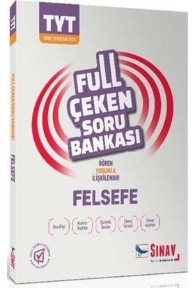Sınav Tyt Felsefe Full Çeken Soru Bankası-Yeni