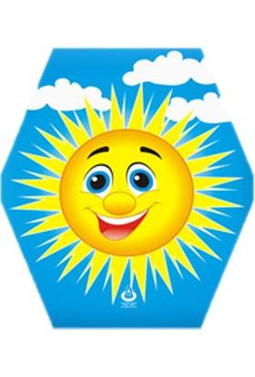 Mutlu Güneş Çıtalı Uçurtma Seti