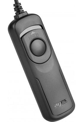Ayex Canon 500D 550D 600D 650D 700D İçin Ayex Ax-10 Kablolu Kumanda