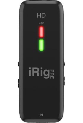 IK Multimedia iRig Pre HD Mikrofon Preamp