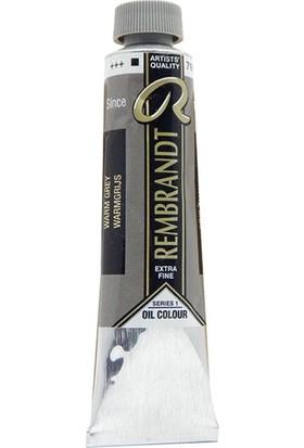 Rembrandt 40Ml Yağlı Boya Warm Grey