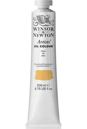 Winsor & Newton Artists Yağlı Boya 200Ml Gold 283 S.2