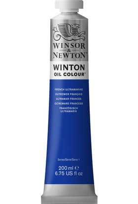 Winsor & NewtonWinton Yağlı Boya 200Ml F.Ultramarine 263 21