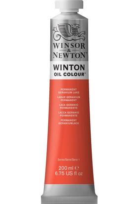 Winsor & NewtonWinton Yağlı Boya 200Ml P.Geranium Lake 480 22