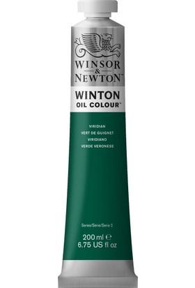 Winsor & NewtonWinton Yağlı Boya 200Ml Viridian 692 68