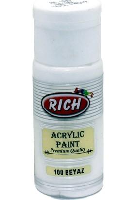 Akrilik Boya 30 Cc Beyaz