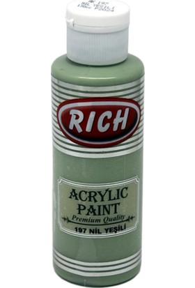 Akrilik Boya 30 Cc Nil Yeşili