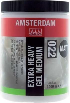 Amsterdam Extra Heavy Gel Medium Matt 022 1000Ml